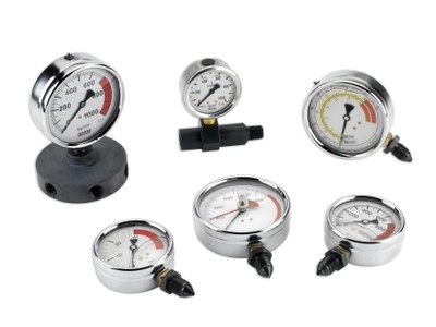 AV - AVD Pressure gauges