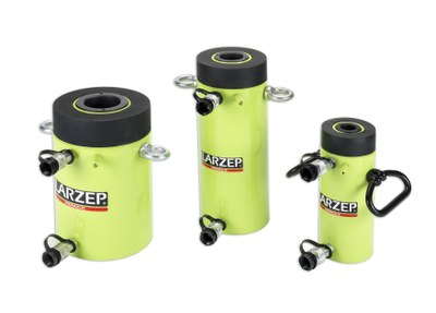 DH Double acting hollow piston cylinders