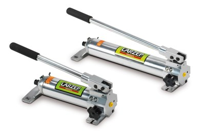 NEW   WA Hydraulic Aluminium hand pumps